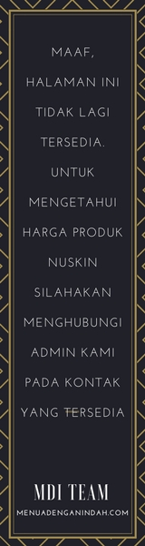 Announcement in Daftar Harga