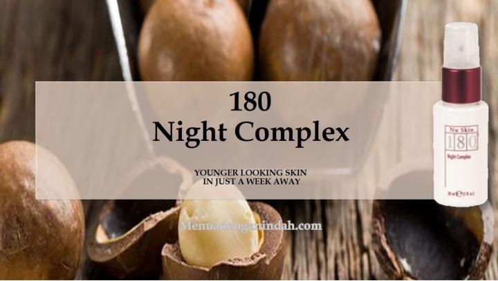 NU SKIN 180°® NIGHT COMPLEX[EN]