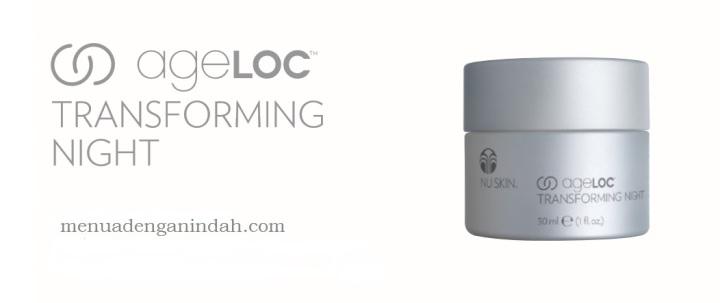 AgeLOC® Transforming Night