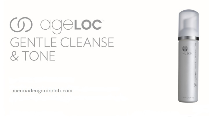 AgeLOC® Gentle Cleanse &Tone
