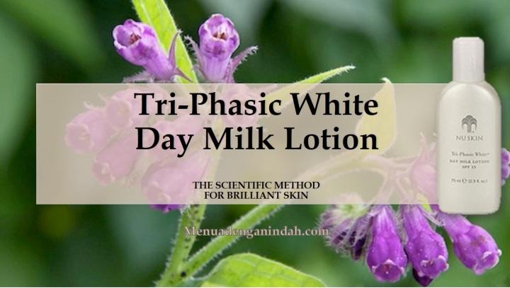 Tri-Phasic White® Day Milk Lotion[EN]