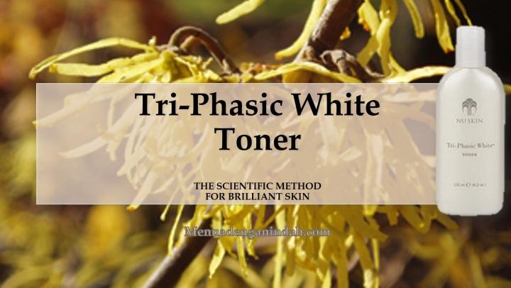 Tri-Phasic White® Toner[EN]