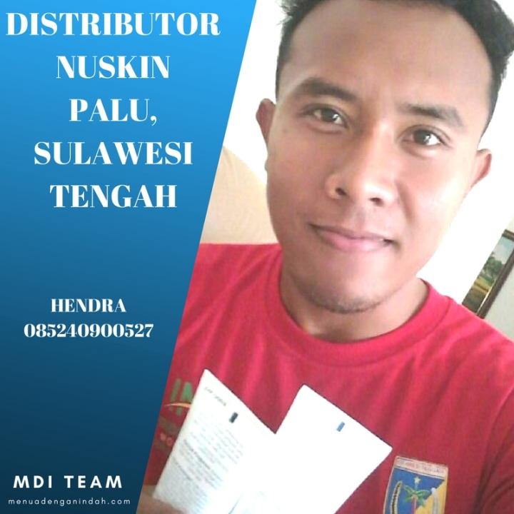 Distributor_Nuskin_Palu_Hendra_085240900527