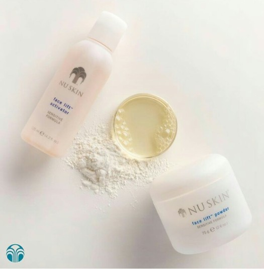 Nuskin Facelift Powder & Activator