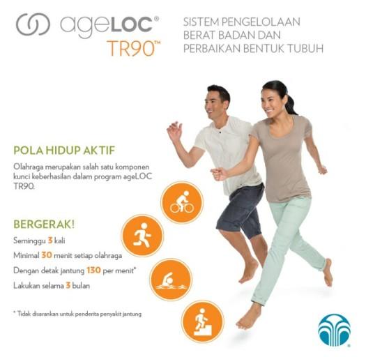 Pola Hidup Program TR90 System
