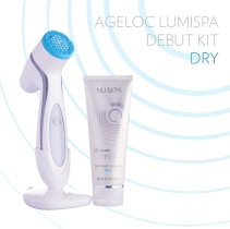 Ageloc LumiSpa Device & Activating Cleanser Dry