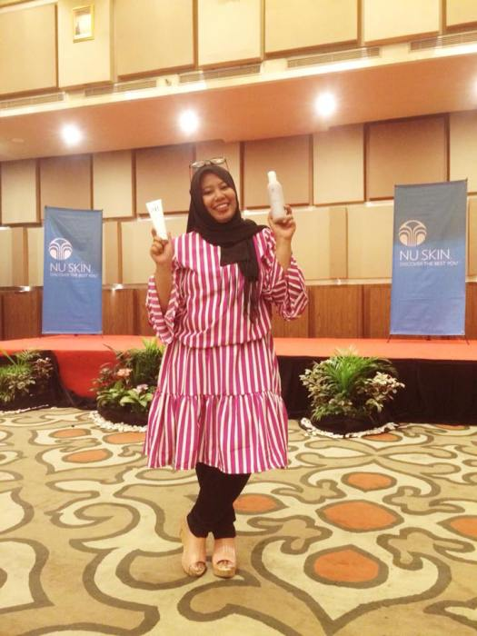Yuniar Ningnastiti, Distributor Nuskin Semarang Hp/WA: 085729783990