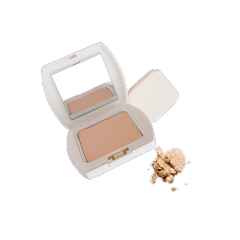 Nu Color Pressed Powder - Porcelain Beige